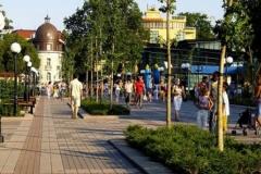 Центр города Поморие