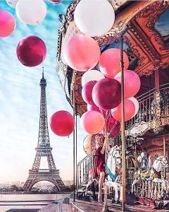 Париж - Градът на светлините
